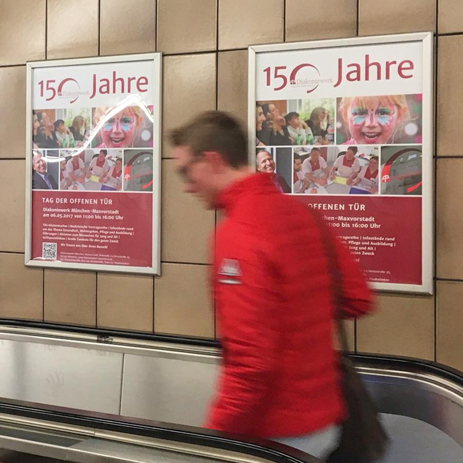 150 Jahre Diakoniewerk München Maxvorstadt: Jubiläumspublikationen