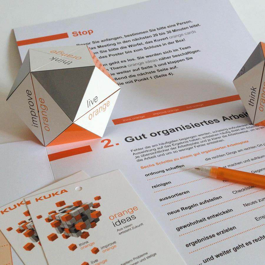 KUKA: Workshop-Unterlagen für ein Change Management Projekt