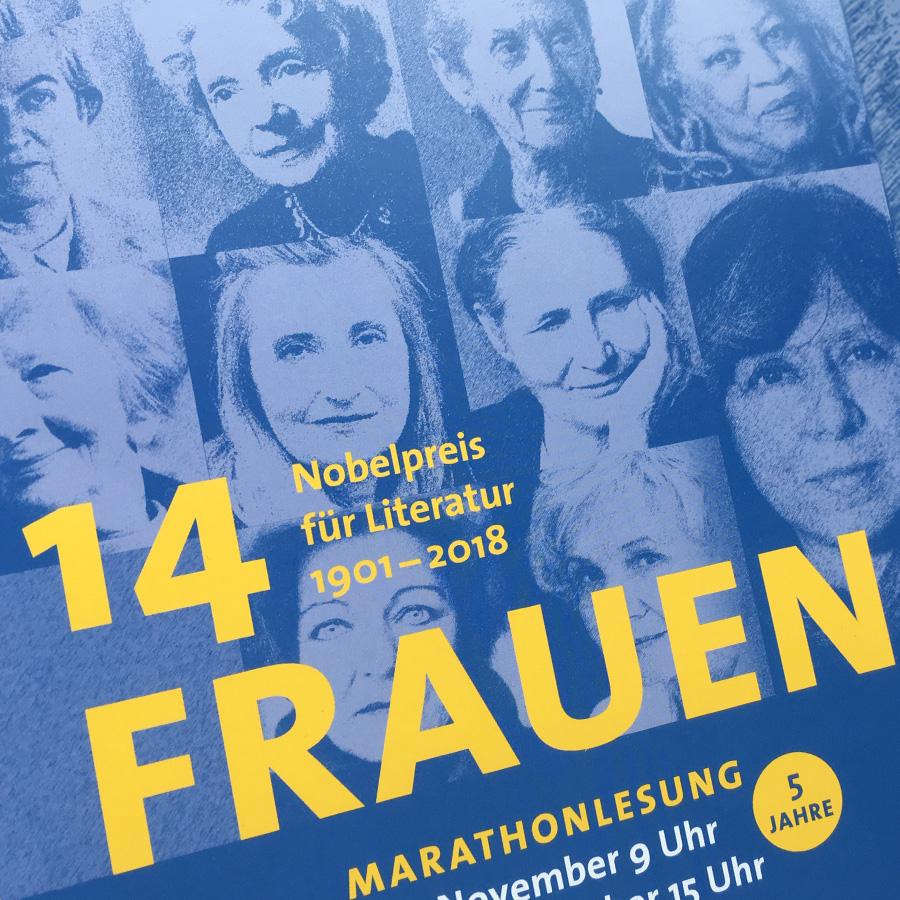 Marathonlesung 2018, VHS Wien