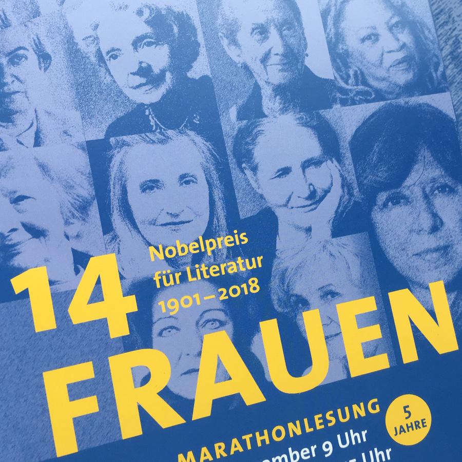 VHS Wien, Marathonlesung
