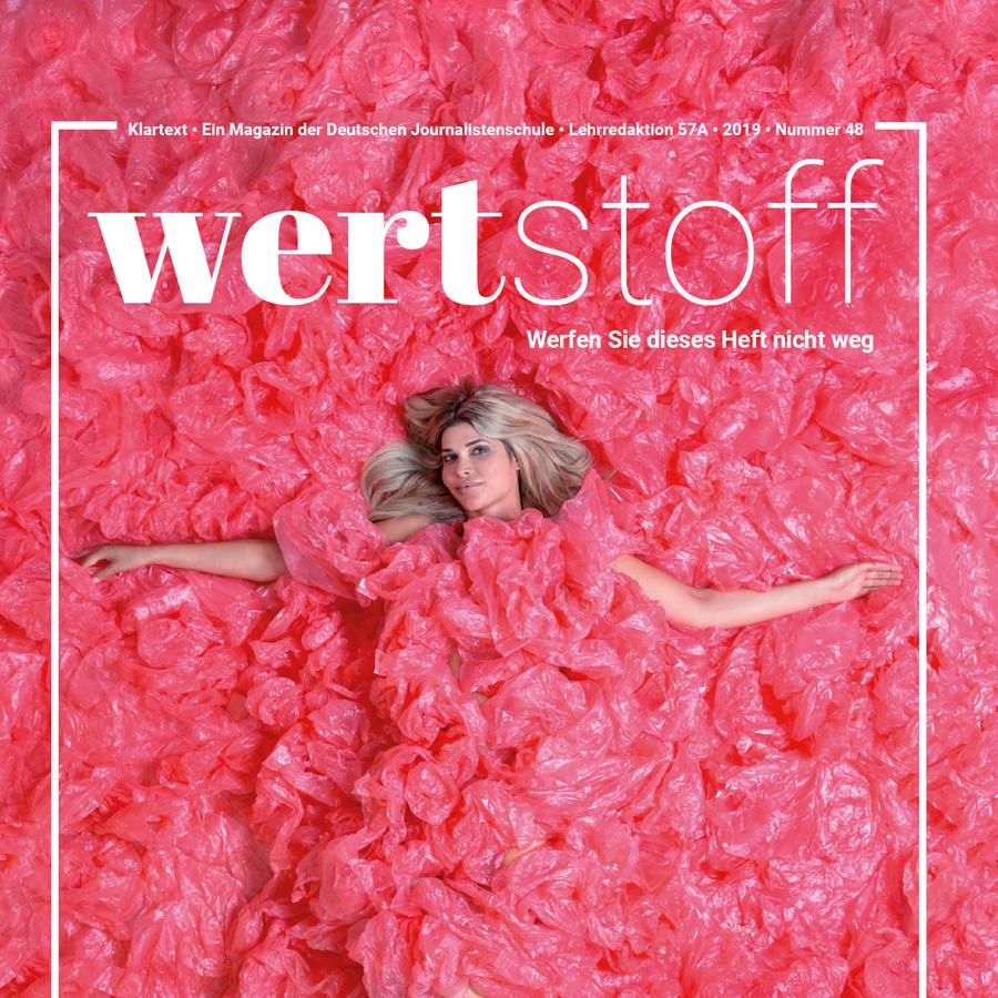 Klartext »Wertstoff« gewinnt den European Magazine Award 2020