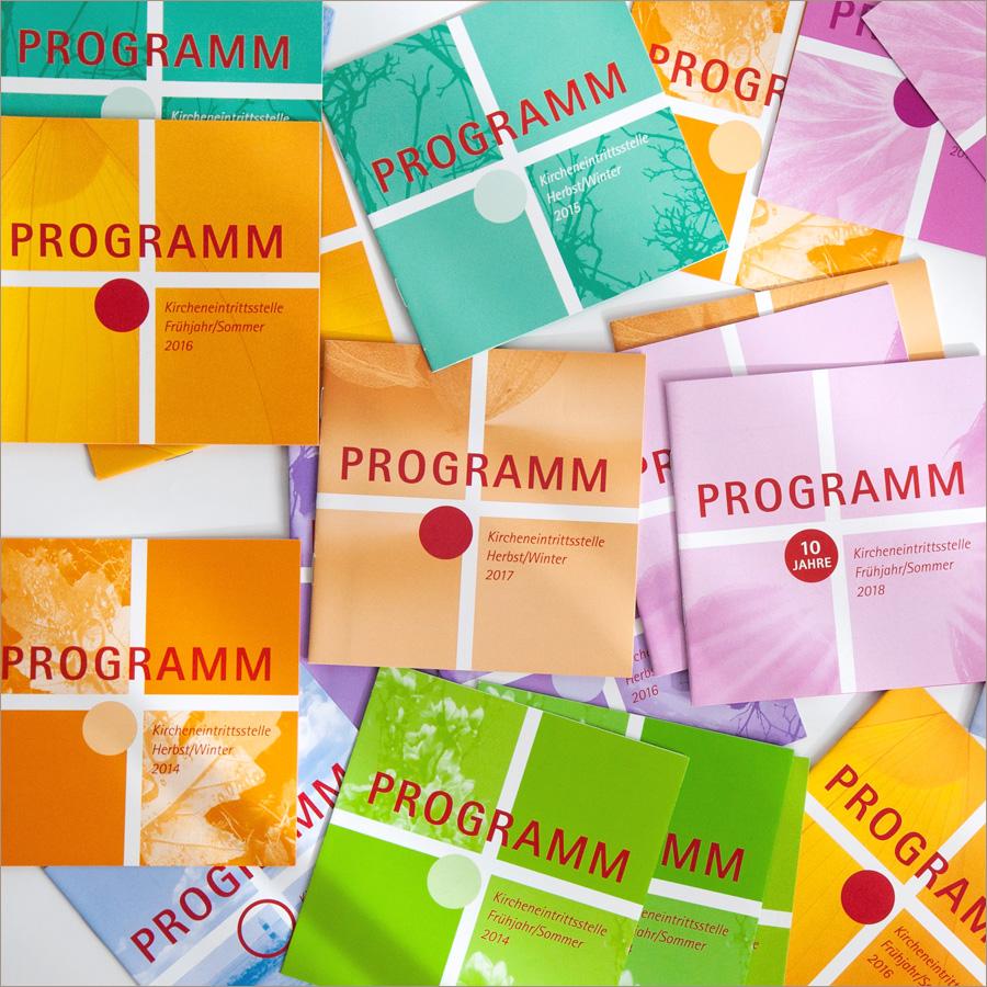 Publikationen für kirchliche Einrichtungen