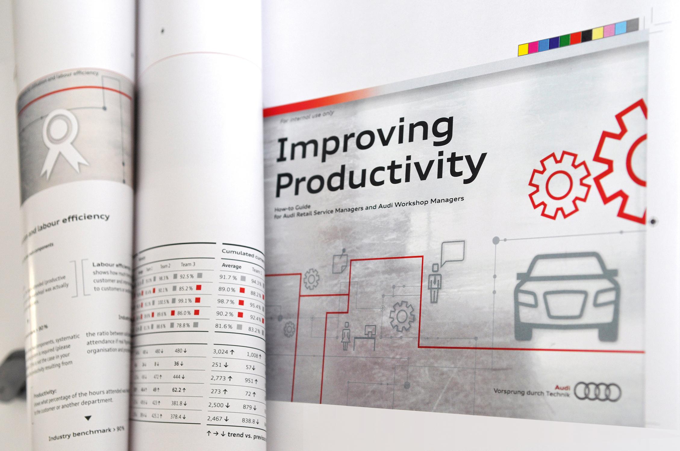How-to Guide for Audi Retail Workshop Managers. i. Auftrag schnellervorlauf Ingolstadt