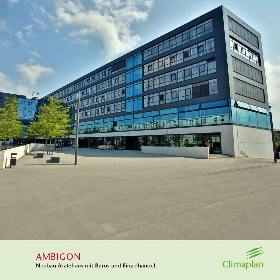 Climaplan, Ingenieure für Versorgungstechnik: Imagepublikationen